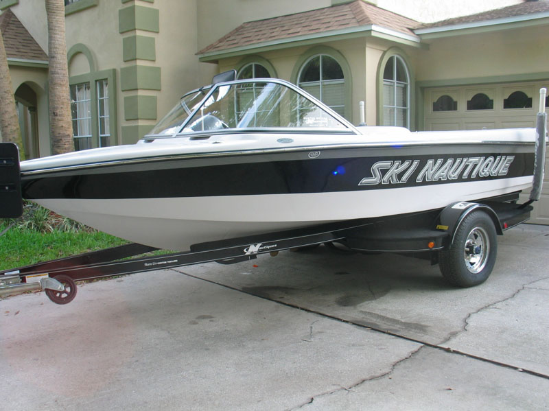 2007 Correct Craft Ski Nautique 196